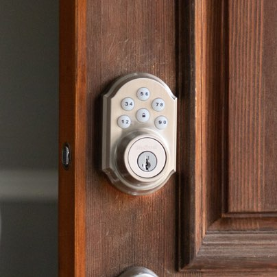 St. Louis security smartlock